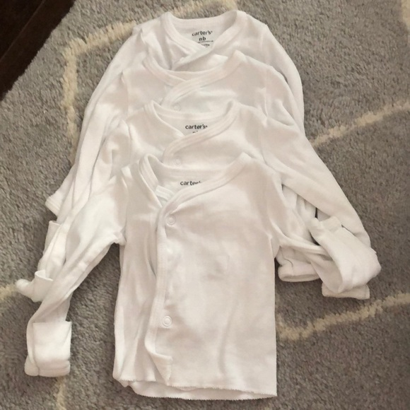 Carter's Other - Newborn shirts